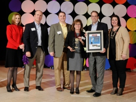 2015 Best Places to Work Winner