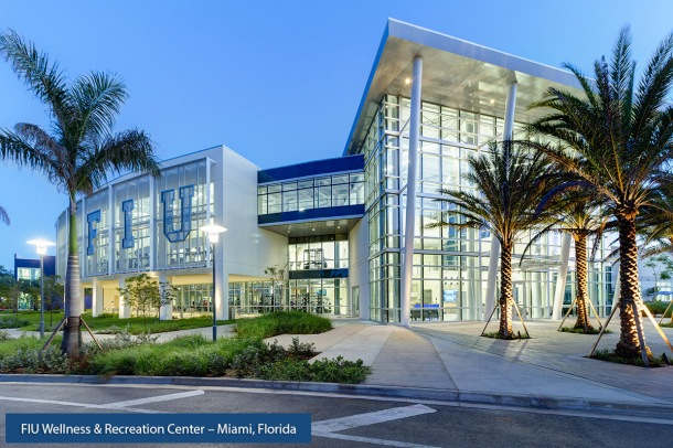 FIU Wellness and Fitness Center