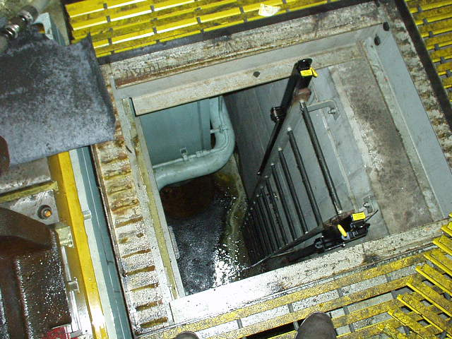 Never Underestimate the Risks of a Confined Space