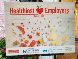 LJB-2019 DBJ Healthiest Employer Awards sign-1200