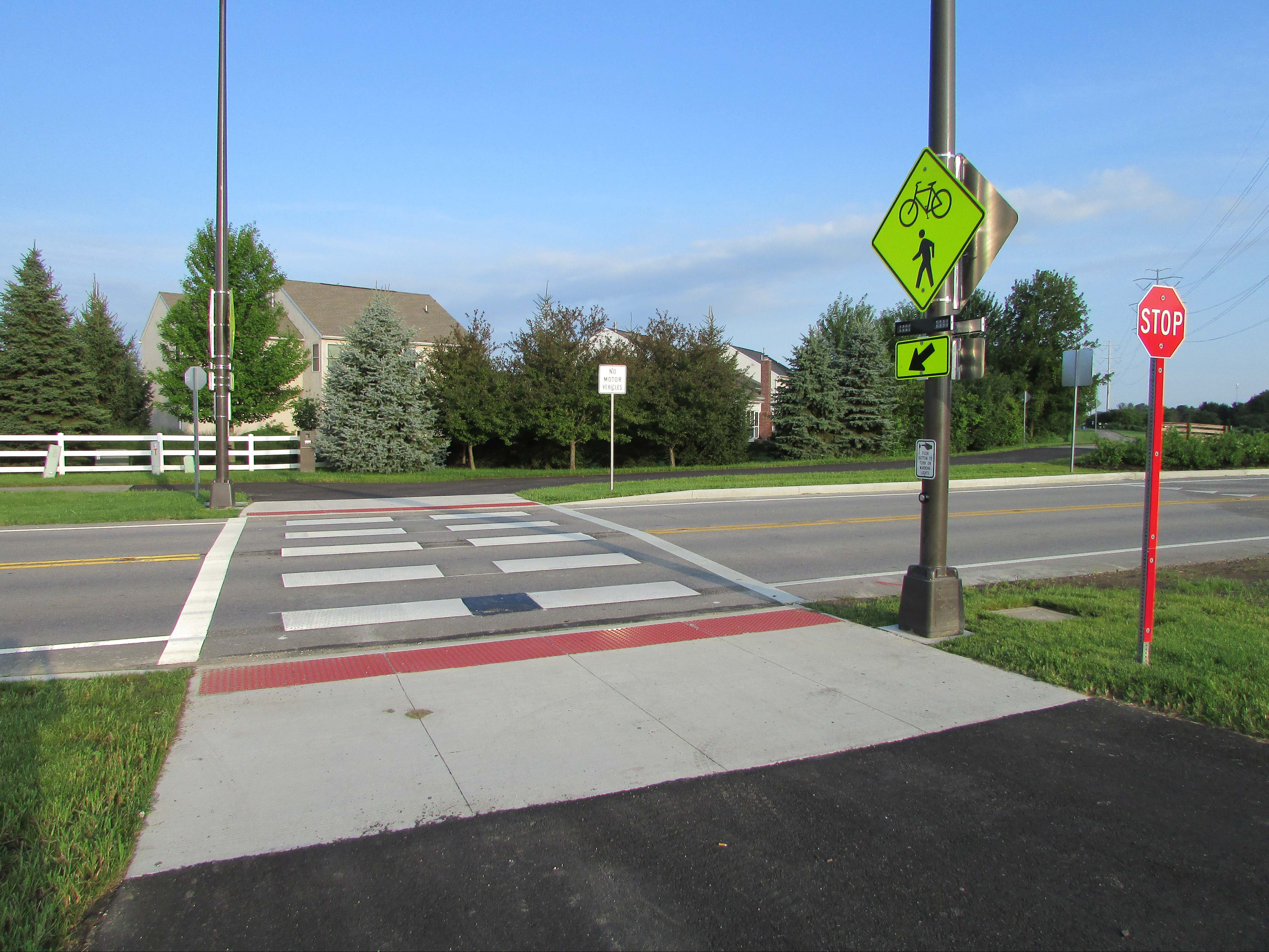 Lesson Learned from the Pandemic: Communities Need Safe & Accessible Pedestrian and Bicycle Facilities